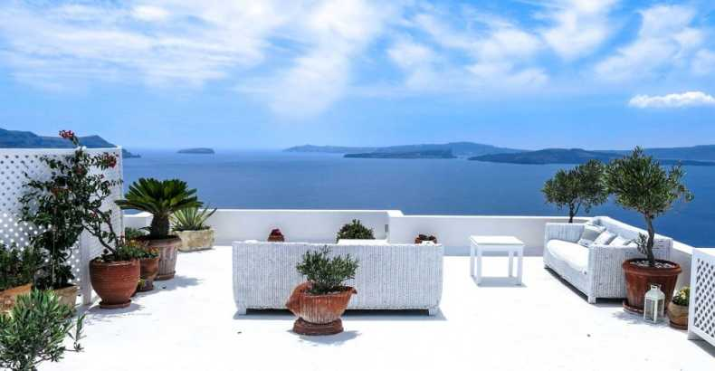 Вилла в греции купить на побережье