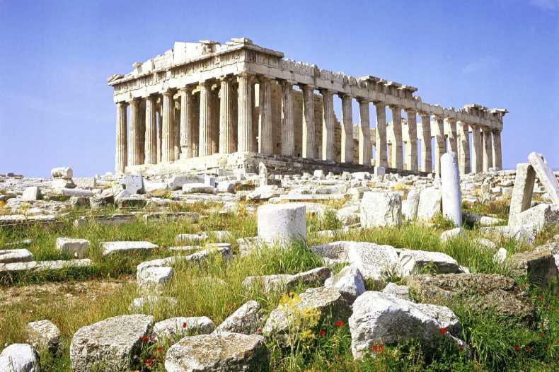 Вилла м в греции